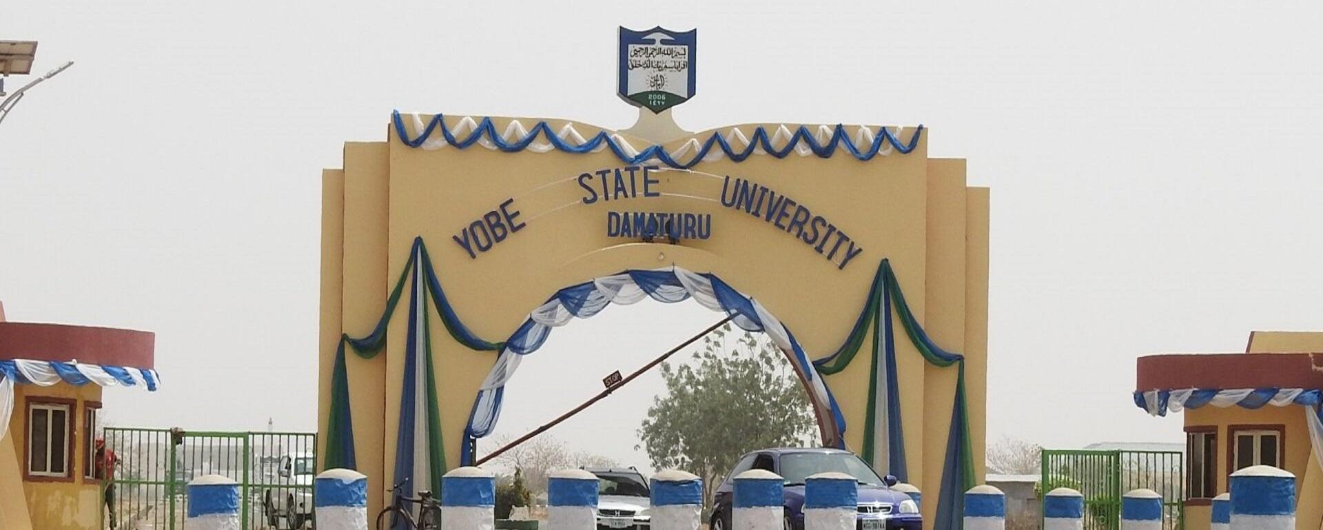 Welcome to Yobe State University
