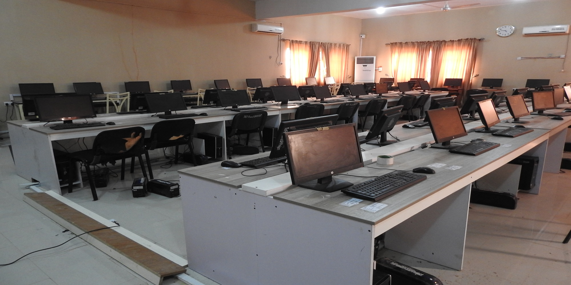 E-Library Facilities
