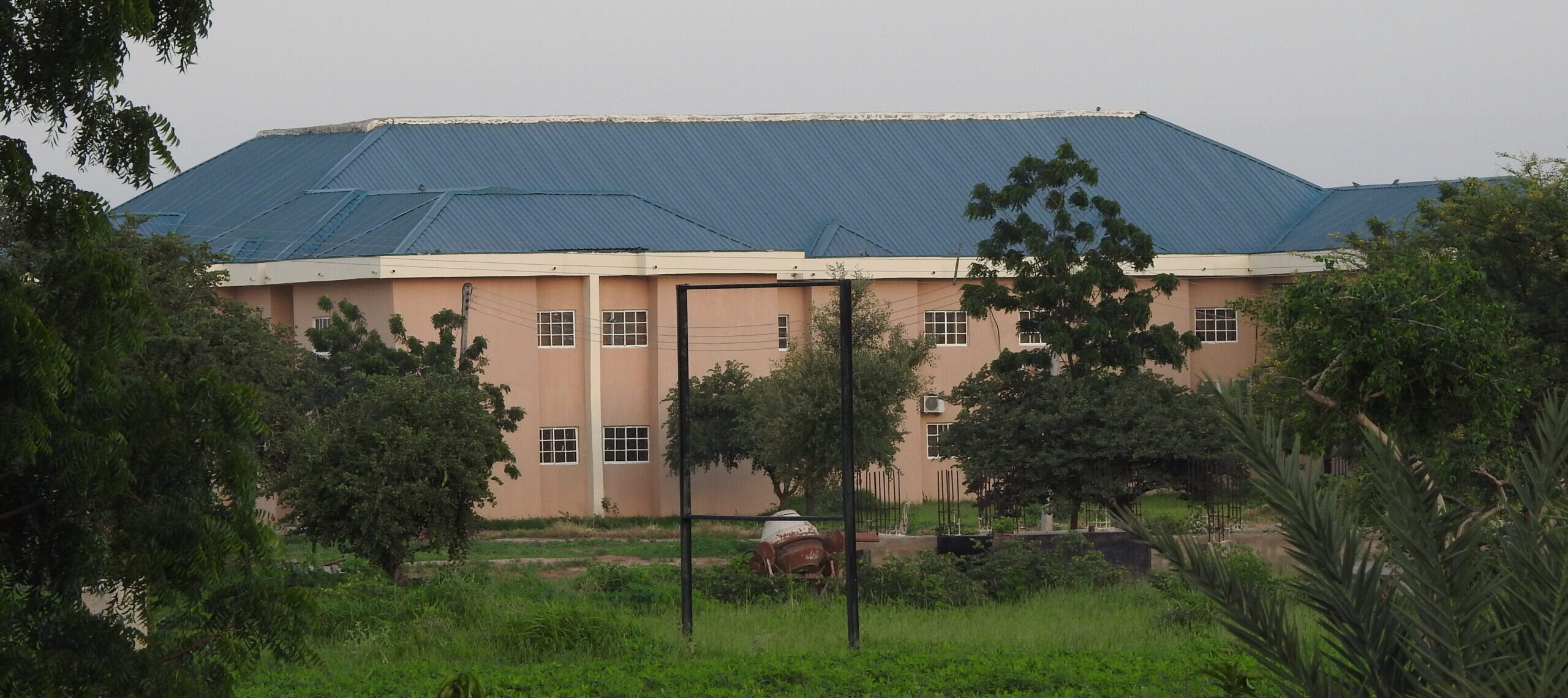 Faculty Building